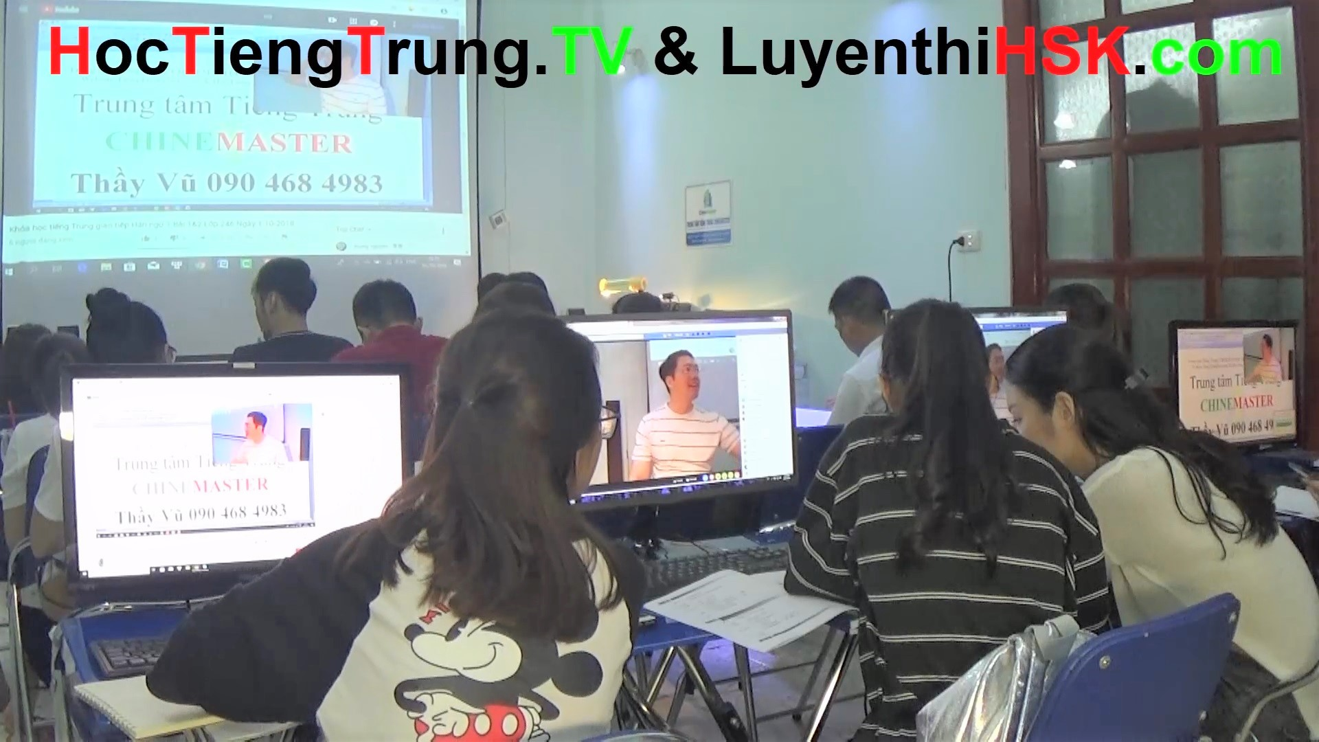 Học tiếng Trung online Thầy Vũ Trung tâm tiếng Trung ChineMaster 10