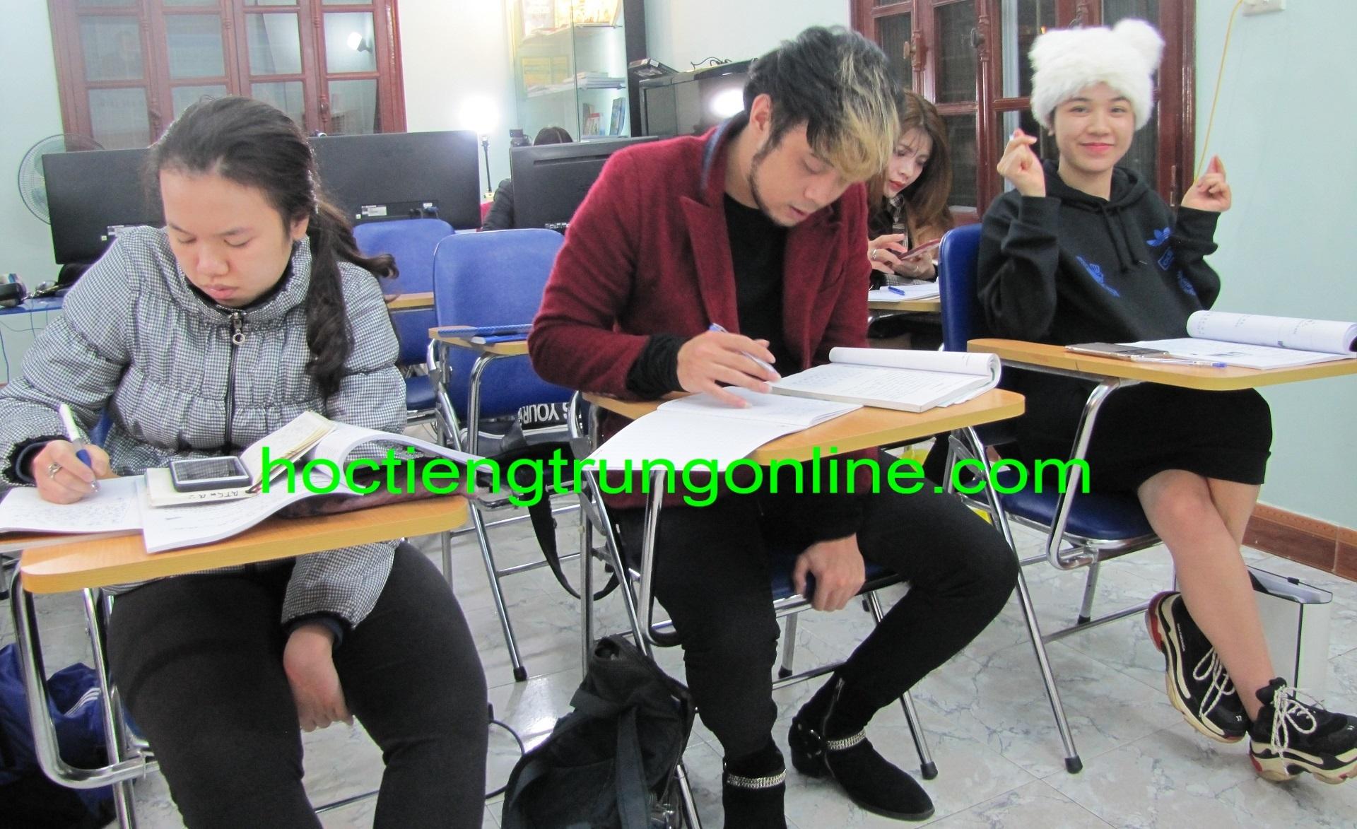 Học tiếng Trung online Thầy Vũ Trung tâm tiếng Trung ChineMaster 11
