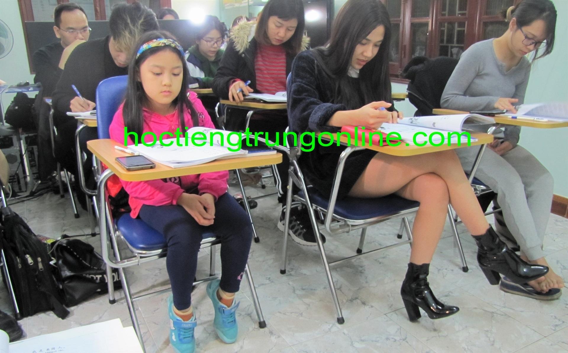 Học tiếng Trung online Thầy Vũ Trung tâm tiếng Trung ChineMaster 28