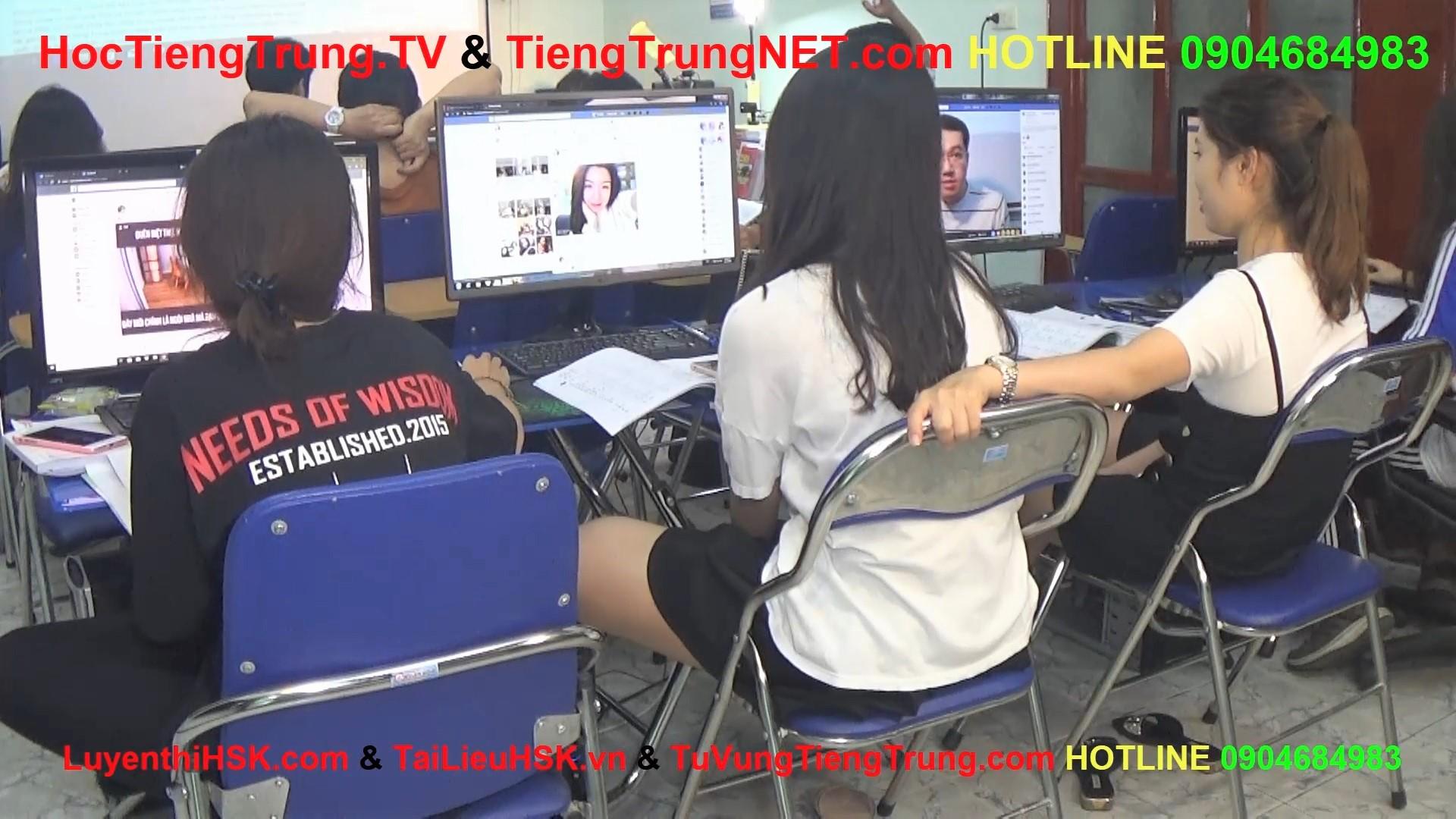 Học tiếng Trung online Thầy Vũ Trung tâm tiếng Trung ChineMaster 3