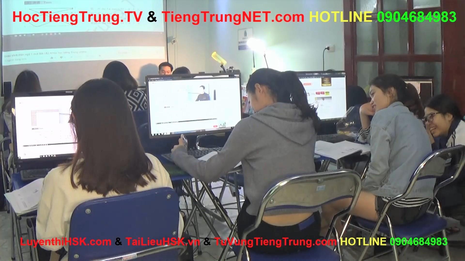 Học tiếng Trung online Thầy Vũ Trung tâm tiếng Trung ChineMaster 4