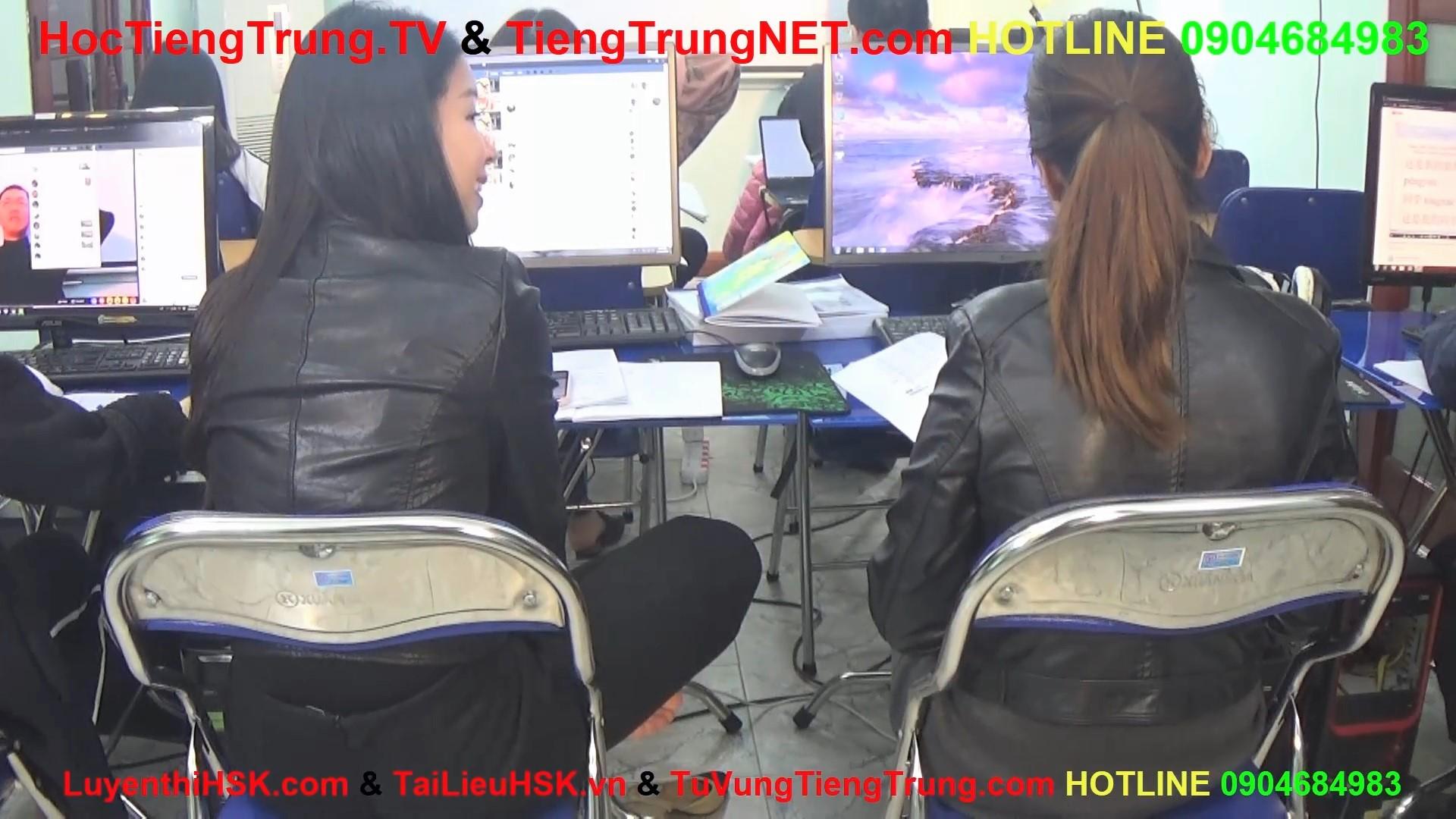 Học tiếng Trung online Thầy Vũ Trung tâm tiếng Trung ChineMaster 6