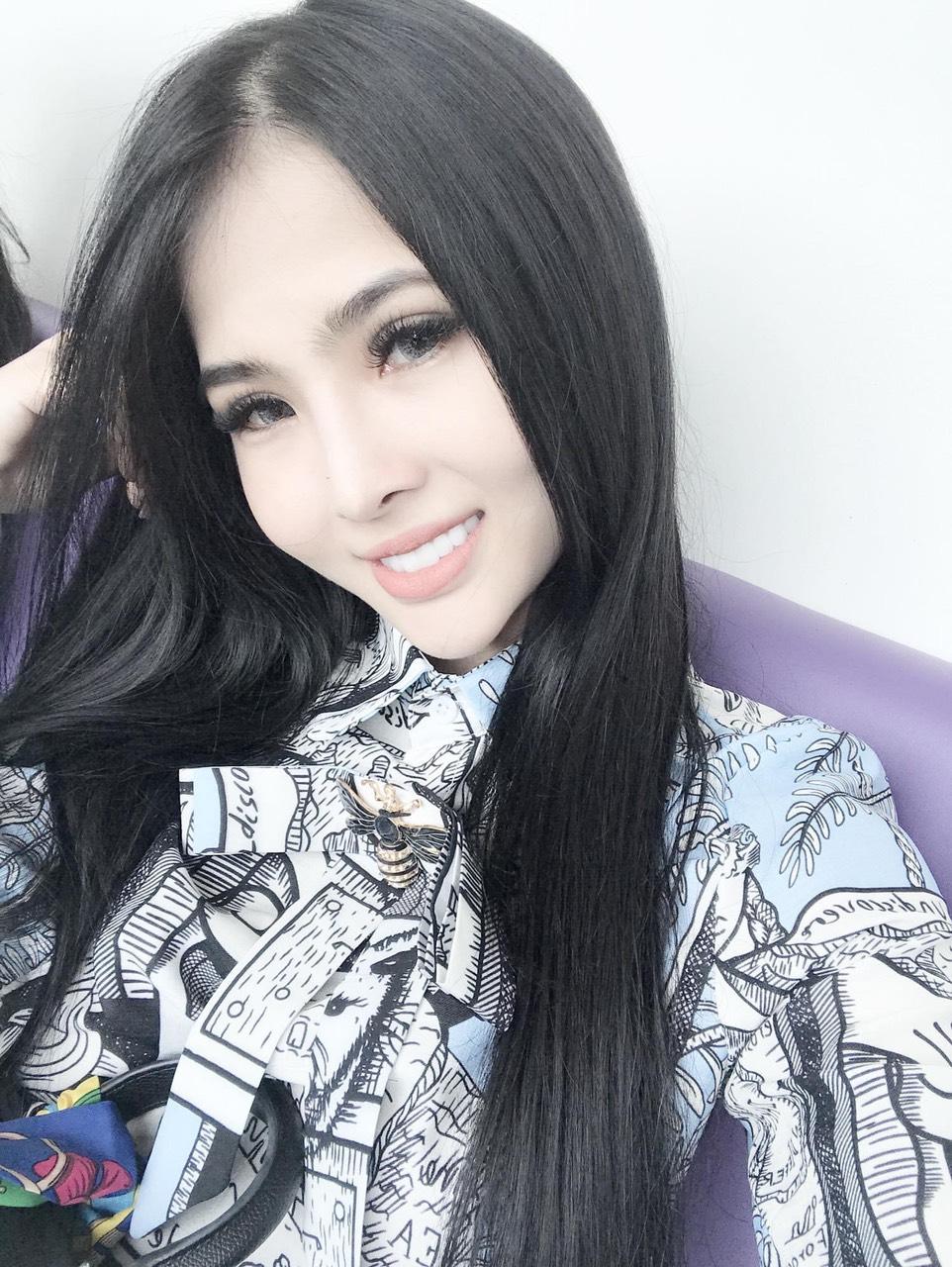 học viên chinemaster Nguyễn Bé Vi DJ Vi Milk