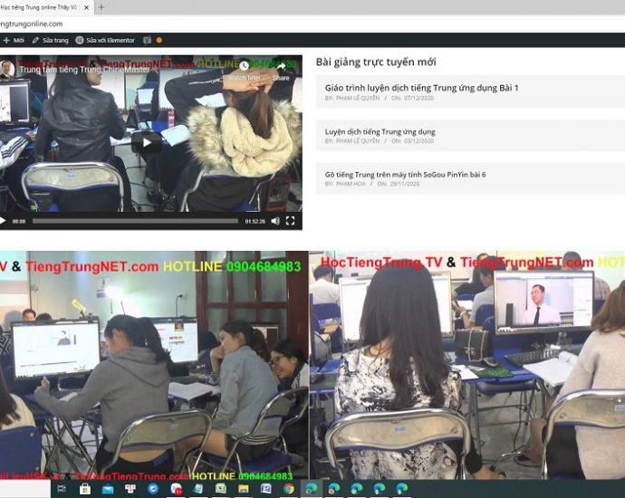 Gõ tiếng Trung trên máy tính SoGou PinYin bài 7 - Download bộ gõ tiếng Trung sogou pinyin mới nhất Thầy Vũ ChineMaster