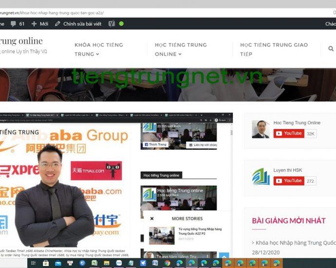 Bài tập luyện dịch tiếng Trung online mỗi ngày Phần 1 - Tải bộ gõ tiếng Trung sogou pinyin - Giáo trình luyện dịch tiếng Trung ứng dụng thực tế Thầy Vũ ChineMaster